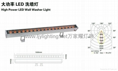 High Power LED wall washer Lighting