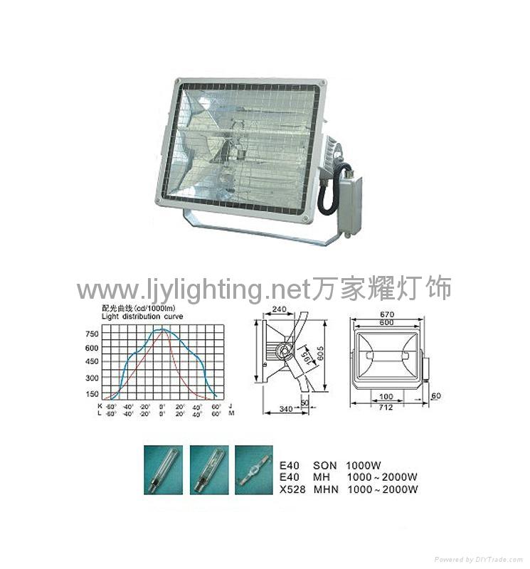 2000W Floodlights Lighting、Spotlights Lighting 2