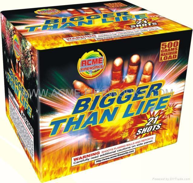 Fireworks cakes 4