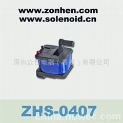 IR-CUT1089系列專用微型電磁鐵線圈