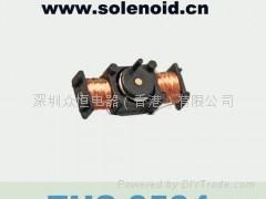 遠紅外線安防攝像頭鏡片切換器專用電磁鐵