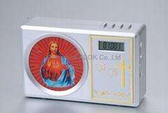 Audio bible player