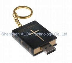 Digital keychain bible