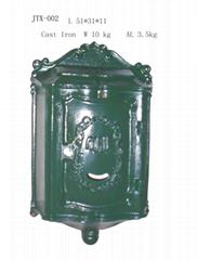金属信箱mailbox