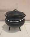 South African potjie pot