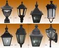 cast aluminum LED street lighting