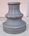Lamp post base