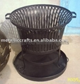 CMC Steel Firebasket and Firepit