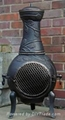 CMC Grapevine Chimnea Ourdoor Fireplace