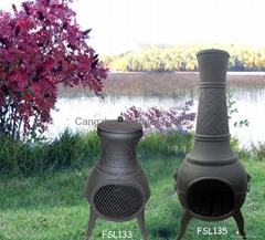 CMC Cast Iron Chiminea A