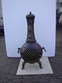 CMC Cast Iron Chiminea