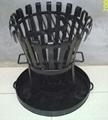 CMC Steel firebasket