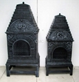 cast iron stove FSL039