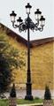Cast iron street lighting