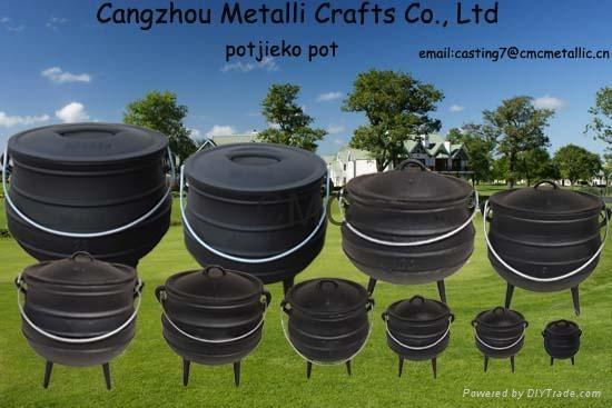 Set Of Potjiekos Size 1 4 25 Cmc China Manufacturer