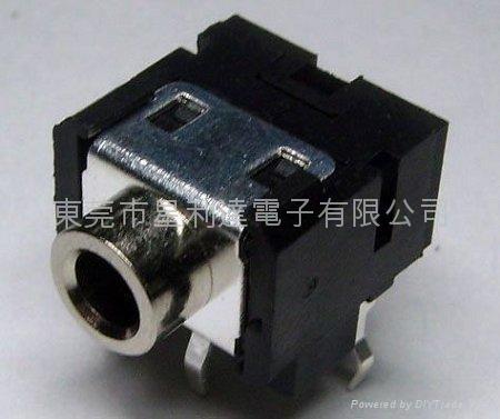 3.5MM耳機插座 1