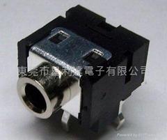 3.5MM耳机插座