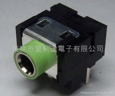 3.5MM耳機插座 2