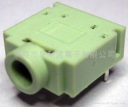 3.5MM耳機插座 4