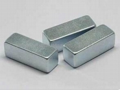 Block NdFeB magnet of Zn