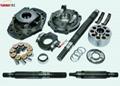 KYB hydraulic pump parts motor parts
