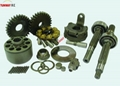 Hyundai hydraulic excavator repair parts