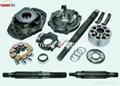 Doosan Daewoo hydraulic excavator repair parts