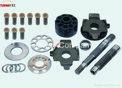 Komatsu PC75 hydraulic p