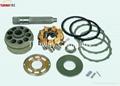 Komatsu PC120-1 Travel Motor parts