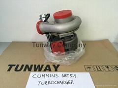 Cummins 6BT5.9 turbochar