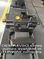 China OEM A4VSO250 355 piston pump units