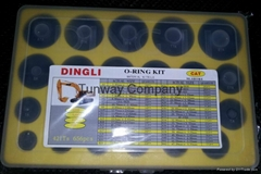 DINGLI CAT O ring kit big box 42 its 656pcs