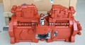 K3V63DT K3V80DT K3V112DT K3V140DT K3V180DT series main hydraulic pumps 1