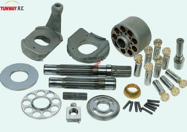 Kawasaki Hydraulic Pump Parts Motor K3v K5v M2x: Pump Parts Supplies At Diziabc.com