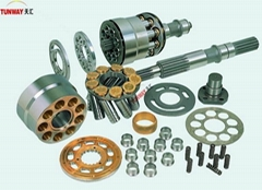 Caterpillar hydraulic excavator repair parts