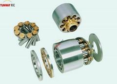 Vickers hydraulic pump p