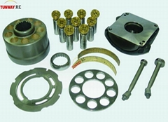 Linde hydraulic pump parts motor parts piston pump parts
