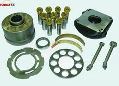 Linde hydraulic pump parts motor parts piston pump parts