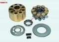 Liebherr hydraulic excavator repair parts