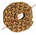 construction machinery track links