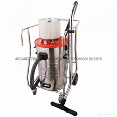 气动防爆工业用吸尘器