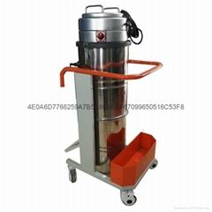旋風分離式上下桶工業用強力吸塵器