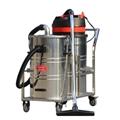 大量粉塵用工業吸塵器