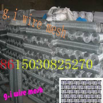 galvanized square wire mesh 2