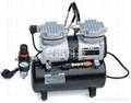 TP系列靜音無油空壓機