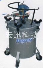 不锈钢气动搅拌桶