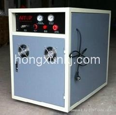 实验室无油空压机