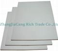 White HPL plywood