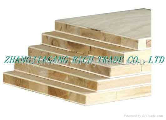construction blockboard
