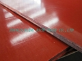 Red film faced plywood